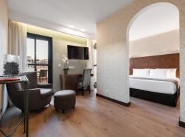 Exe Agora Cáceres, hotel in Cáceres