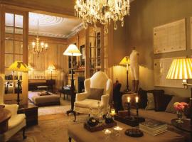 The Pand Hotel - Small Luxury Hotels of the World, отель в Брюгге