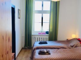 Narutowicza 5 Pokoje – hotel w mieście Inowrocław