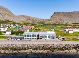 Fosshotel Westfjords, hótel á Patreksfirði