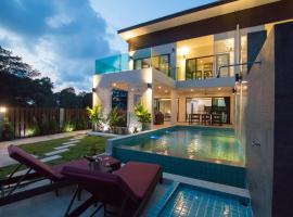 The Elegance Pool Villas, villa in Ko Chang