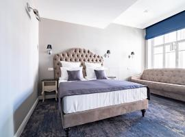 Chez Michel Hotel, hotel near Expocentre Krasnaya Presnya, Moscow