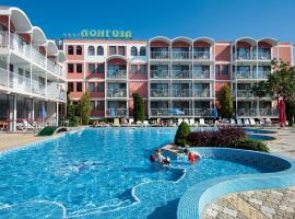 Hotel Longoza - All Inclusive, hotel in Sunny Beach