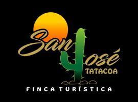San José Tatacoa, farm stay in Villavieja