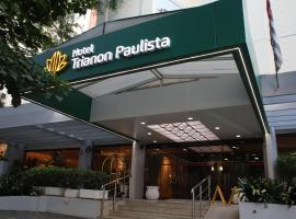 Hotel Trianon Paulista, hotel near Art Museum of San Paulo (MASP), São Paulo