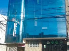 Hospedaje Manchego's, hotel in Huancayo