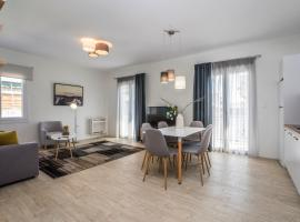 Athens Morum City Apartments Formionos, serviced apartment in Athens