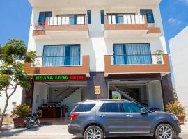 khách sạn Hoàng Long, hotel near Long Son Pagoda, Nha Trang
