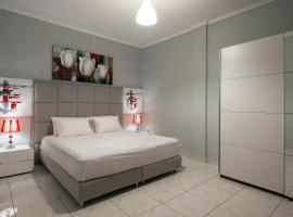Corfu City Center Design Residence, pet-friendly hotel in Corfu Town