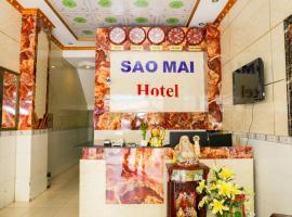 Sao Mai Hotel, hotel in Ho Chi Minh City