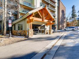 Trails End Condominiums, apartment in Breckenridge