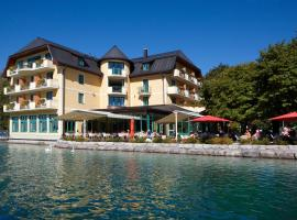 Hotel Seerose, hotel near Zwölferhorn Seilbahn, Fuschl am See