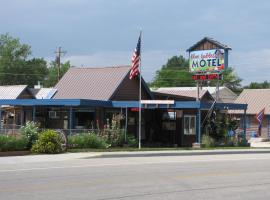 Blue Gables Motel, hôtel à Buffalo