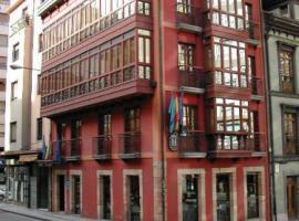 Hotel Vetusta, hotel en Oviedo