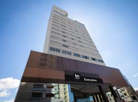 Tri Hotel Executive Brusque, accessible hotel in Brusque