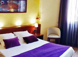 Hotel Rosa Spa Begur, hotel a Begur