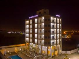 SUNSET HOTEL, hotel in Nouakchott