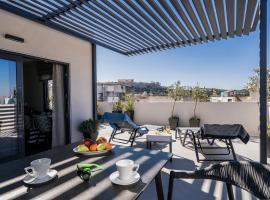 Urban Nest - Suites & Apartments, hotel in Athens