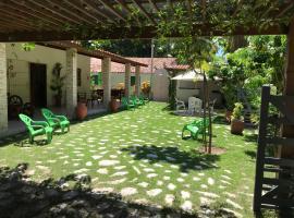 Casa de Praia Japaratinga, pet-friendly hotel in Japaratinga