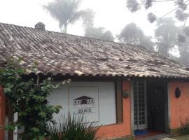 Casa no Céu, B&B in Petrópolis