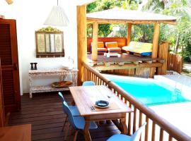 Aloha Residence, hotel near Timeantube Lagoon, Praia do Forte