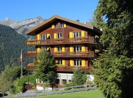 Hotel Bellevue-Wengen - Best view in town!، فندق في ون قن