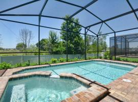 Windsor at Westside-6 Bedrooms House w/pool-3720WW, cottage in Kissimmee