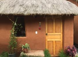 Sacred Sushi, family hotel in Pisac