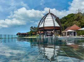 The Ritz-Carlton, Langkawi, family hotel in Pantai Kok