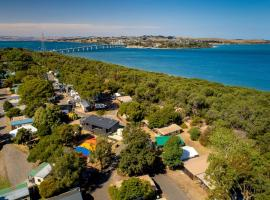 BIG4 Phillip Island Caravan Park, vacation rental in Newhaven