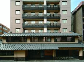 Via inn Kyoto Shijomuromachi, hotel low cost a Kyoto