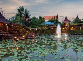 Ayutthaya retreat, hotel en Phra Nakhon Si Ayutthaya