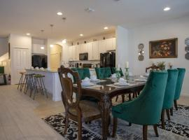 14 bedroom new home for 31 guests, apartment in Kissimmee