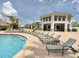 4 bedroom villa, accommodates 10 guests, hotel in Kissimmee