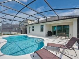 4-bedroom house w/ private pool - great location, cottage in Kissimmee