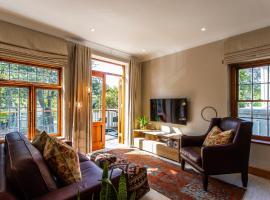 Koetsiershuis, apartment in Stellenbosch