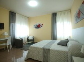 Hotel Villa Romana, hotel a Piazza Armerina