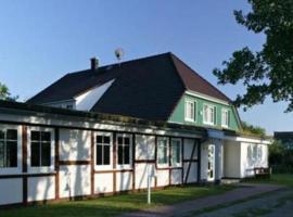 Gästehaus & Strandhalle, Hotel in Ahrenshoop