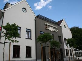 Hotel Belfleur, hotel in Houthalen