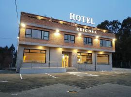 Hotel Reigosa, hotel in Pontevedra