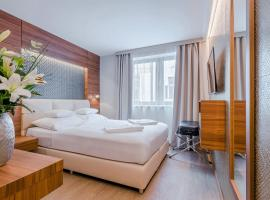 Boutique Hotel Budapest, hotel in Budapest