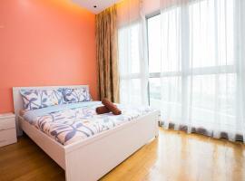 Maxhome@Regalia suite residence. KL,吉隆坡吉隆坡太子世界貿易中心附近的飯店