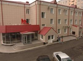 Гостиница Русь, отель в Барнауле