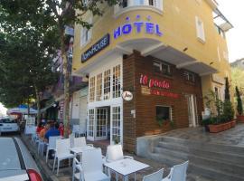 Hotel Town House, отель в Тиране