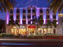 Luxe Rodeo Drive Hotel, boutique hotel in Los Angeles