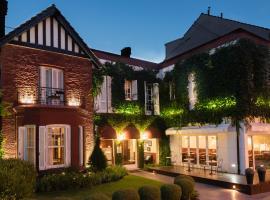 Altos de Guemes Hotel, hotel cerca de Mar del Plata Bar Association, Mar del Plata