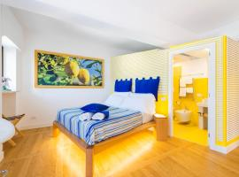 Luiselle Charming Accommodation Sorrento City Center, hotel with jacuzzis in Sorrento