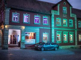 Stadt Land Fluss first Apartments by Zollhaus, Hotel in Forchheim
