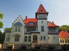 Hotel Schlossvilla Derenburg, Hotel in der Nähe von: Huysburg, Derenburg