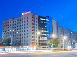 Виктория Отель, отель в Челябинске